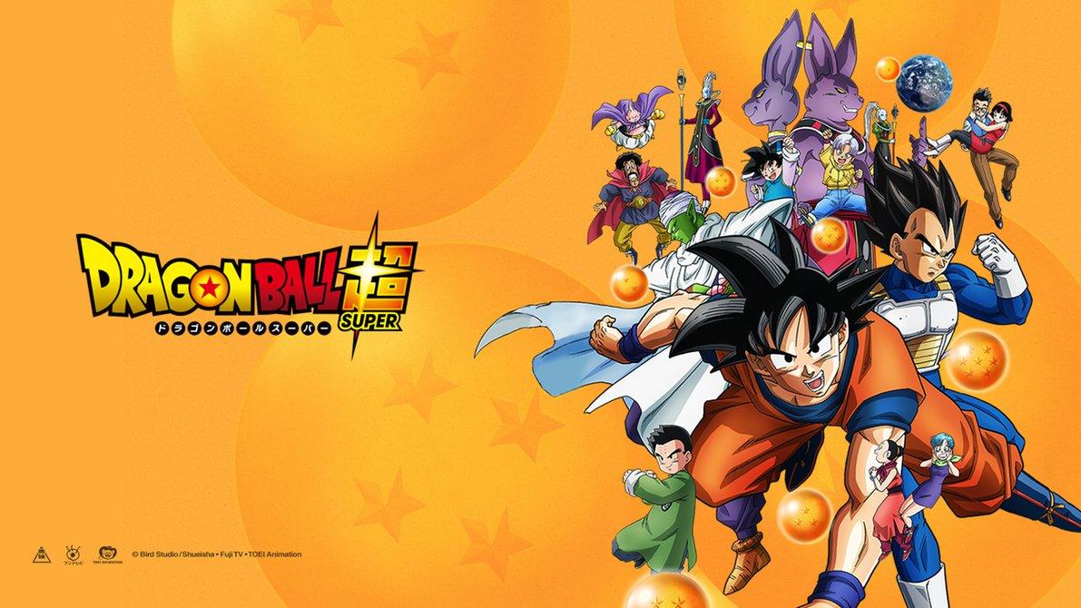 Wallpaper Oficial De Dragon Ball Super 2015 1191x670 Fondo