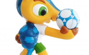 Fuleco Mundial 2014 Wallpaper
