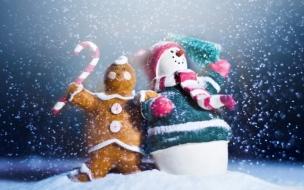 Fondos hd muñeco de nieve