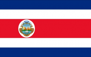 Costa Rica Pais Clasificado al Mundial 2014
