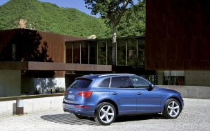 Audi Q5 3.0 TDI Quattro Car 17 wallpaper
