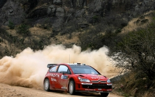 Citroen C4 Rally wallpaper