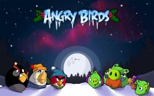 Angry Birds Navidad Christmas
