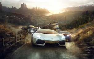 The crew 2014 game wide