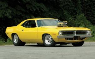 70 Plymouth Barracuda Pro Street
