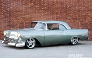 56 Custom Bel Air