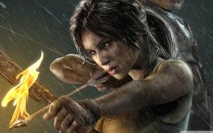 2013 Lara Croft Tomb Raider wallpaper