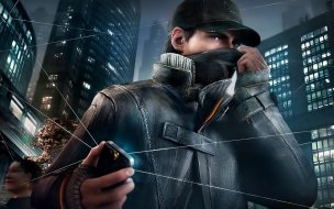 Alan Pearce Watch Dogs wallpaper