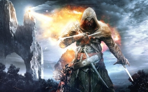 Assassin s Creed Revelations Fanart wallpaper