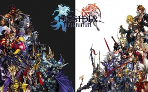 Final Fantasy Dissidia Dark and Light