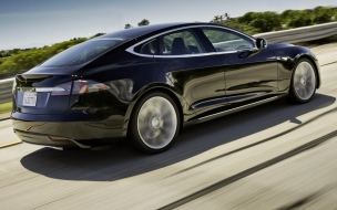 2013 Tesla Model S Car wallpaper