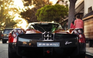 Pagani Huayra 6.0 wallpaper