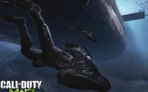 Call of Duty Modern Warfare 3 Video Game wallpaper
