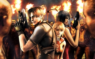 Equipo de Resident Evil