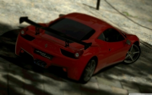 Ferrari 458 Italia GT5 wallpaper