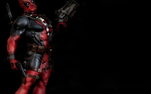 Deadpool The Video Game wallpaper