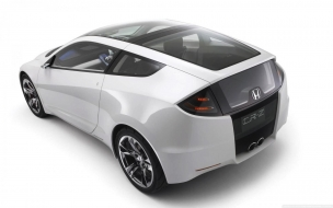 2008 Honda CR Z Concept 1 wallpaper