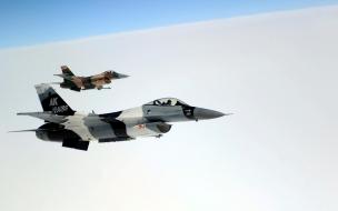F 16 Agressors