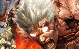 Asura s Wrath Asura wallpaper