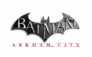 Batman Arkham City Official Logo wallpaper