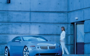 1999 BMW Z9 Gran Turismo Car wallpaper