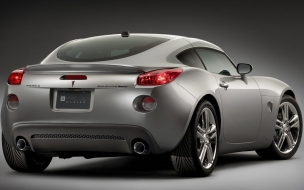 2009 Pontiac Solstice Coupe 5 wallpaper