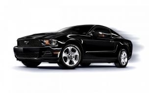 2011 Ford Mustang V 6 wallpaper