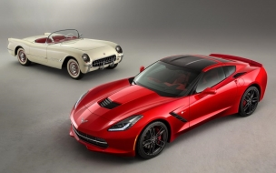 2014 Chevrolet Corvette Stingray and Classic... wa
