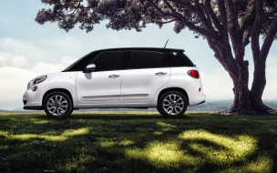 2014 Fiat 500L Nature wallpaper