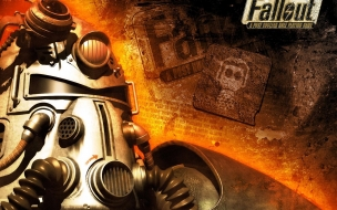 Fallout 1 wallpaper