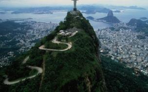 Brasil Cristo redentor