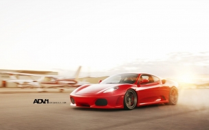ADV.1 Ferrari F 430 wallpaper