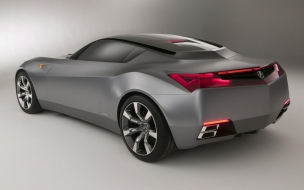 Acura Concept 1 wallpaper