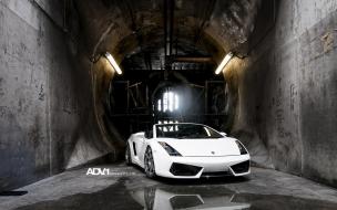 ADV.1 Lamborghini Gallardo Spyder wallpaper