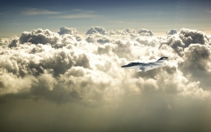 Aircraft Flight wallpaper