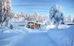 Casa en polo sur