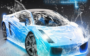 Water Car V3.0 Wallpaper