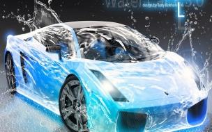 Water Car V3.0 Wallpaper