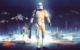 Battlefront Battlefield wallpaper