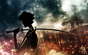 Boy and sword 1