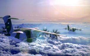 Airbus aircraft A 400 M