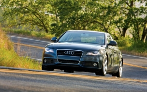 Audi A4 3.2 Quattro Sedan Us Specifications 2