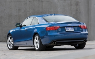 Audi A5 3.2 Coupe Us Spec 3 wallpaper
