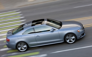 Audi A5 3.2 S Line Coupe Us Specifications 2 wallp