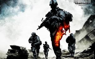 Battlefield Bc2 wallpaper