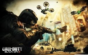 Call of Duty Black Ops 2 II wallpaper