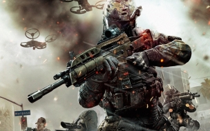 Call of Duty Black Ops II wallpaper