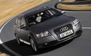 Audi Allroad Quattro wallpaper