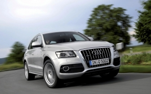 Audi Q5 3.0 TDI Quattro S Line Car 10 wallpaper