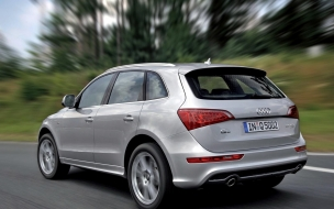Audi Q5 3.0 TDI Quattro S Line Car 8 wallpaper